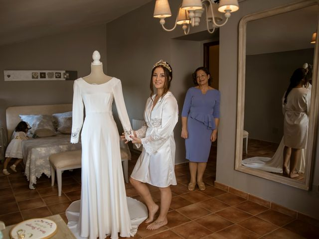 La boda de Dani y Georgia en Onda, Castellón 35