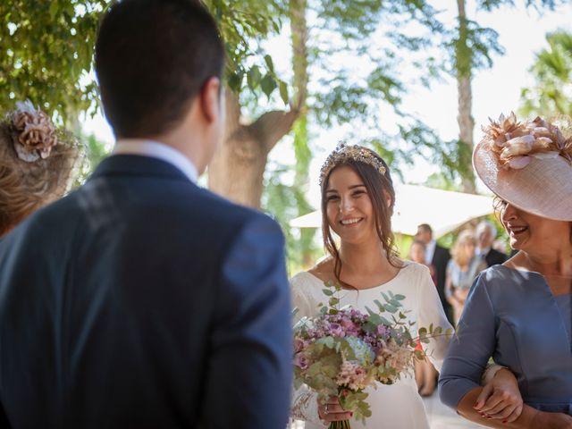 La boda de Dani y Georgia en Onda, Castellón 39