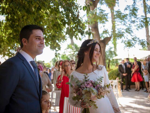 La boda de Dani y Georgia en Onda, Castellón 40