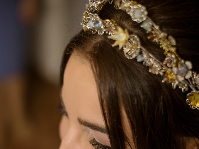La boda de Dani y Georgia en Onda, Castellón 43