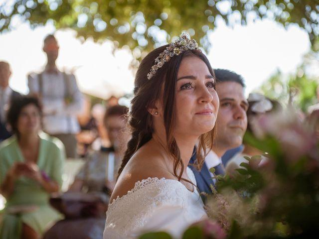 La boda de Dani y Georgia en Onda, Castellón 44