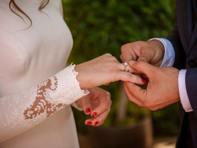 La boda de Dani y Georgia en Onda, Castellón 46