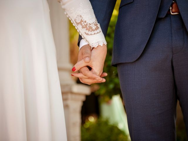 La boda de Dani y Georgia en Onda, Castellón 47