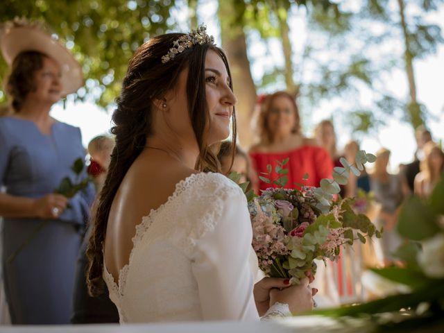 La boda de Dani y Georgia en Onda, Castellón 71