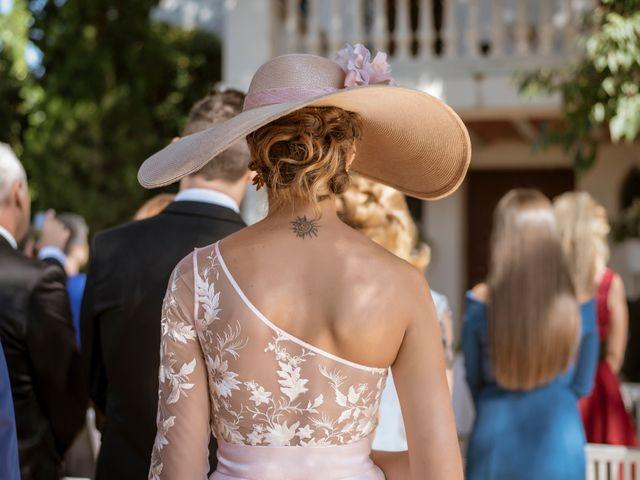 La boda de Dani y Georgia en Onda, Castellón 72