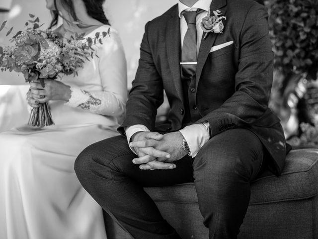La boda de Dani y Georgia en Onda, Castellón 74