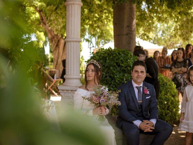 La boda de Dani y Georgia en Onda, Castellón 75