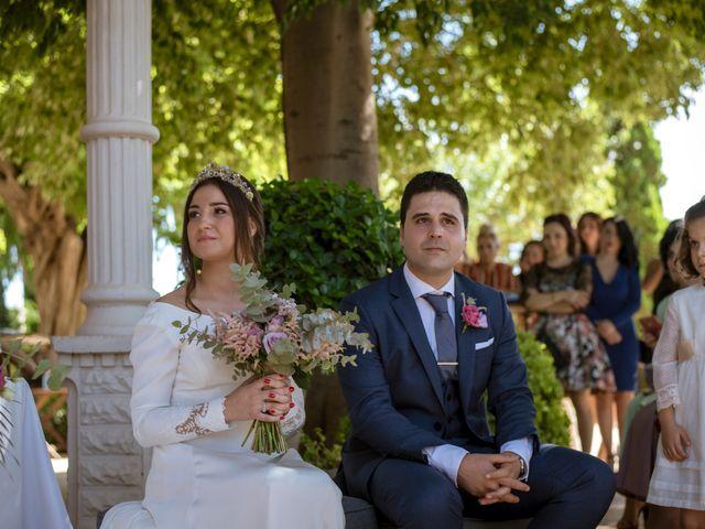 La boda de Dani y Georgia en Onda, Castellón 76