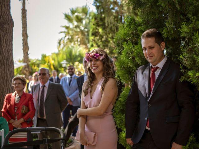 La boda de Dani y Georgia en Onda, Castellón 77