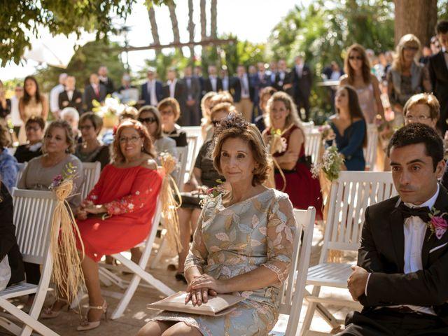 La boda de Dani y Georgia en Onda, Castellón 80