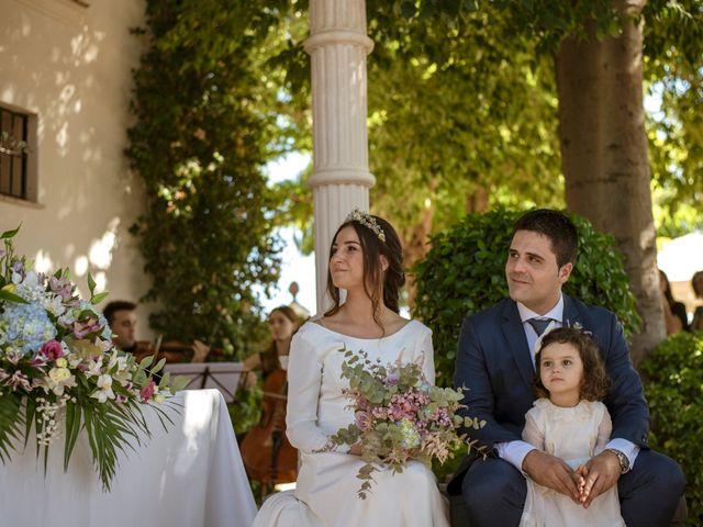 La boda de Dani y Georgia en Onda, Castellón 81
