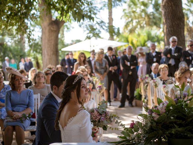 La boda de Dani y Georgia en Onda, Castellón 83