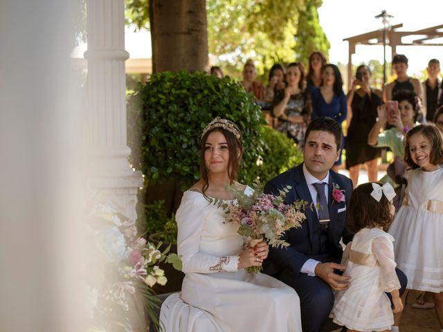 La boda de Dani y Georgia en Onda, Castellón 85