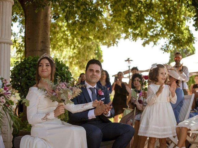 La boda de Dani y Georgia en Onda, Castellón 86