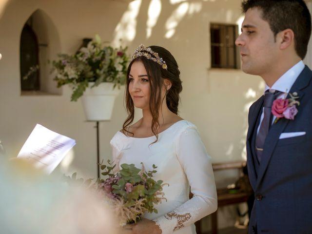 La boda de Dani y Georgia en Onda, Castellón 87