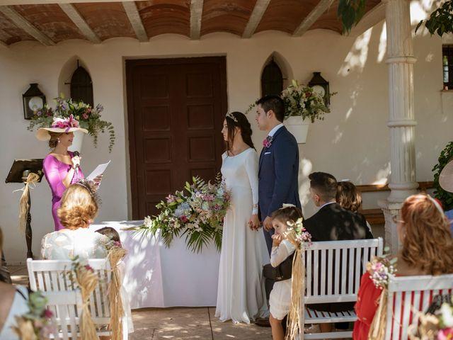 La boda de Dani y Georgia en Onda, Castellón 89