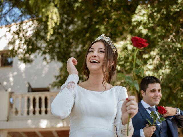 La boda de Dani y Georgia en Onda, Castellón 94