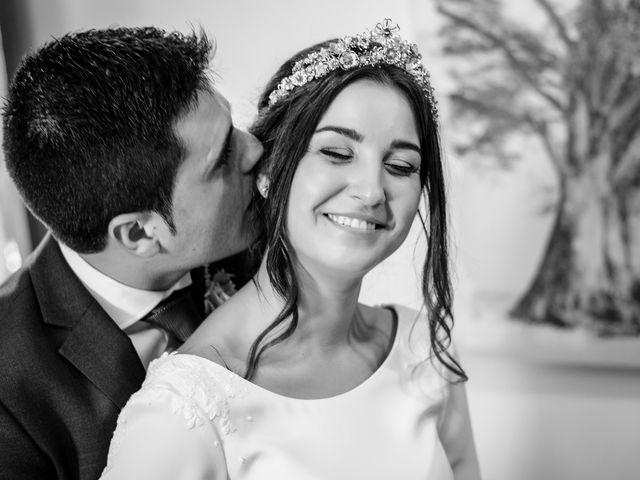 La boda de Dani y Georgia en Onda, Castellón 96