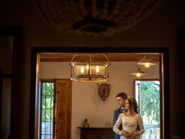 La boda de Dani y Georgia en Onda, Castellón 97