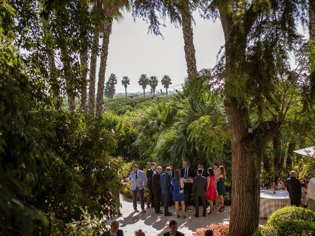La boda de Dani y Georgia en Onda, Castellón 98