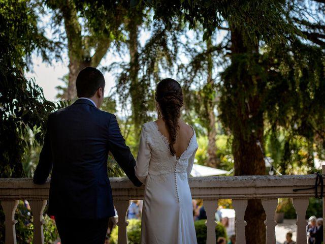 La boda de Dani y Georgia en Onda, Castellón 100