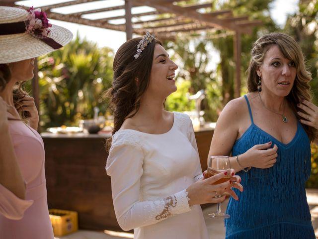La boda de Dani y Georgia en Onda, Castellón 102