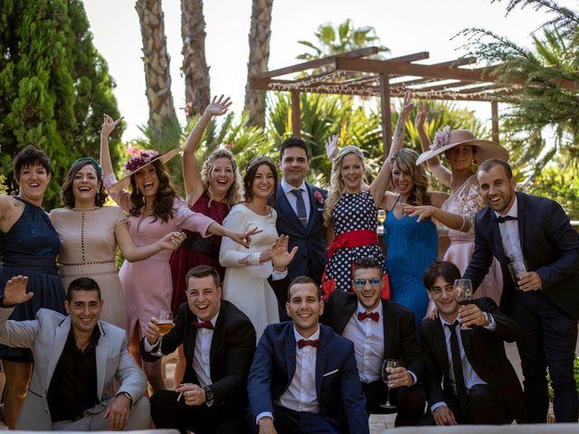 La boda de Dani y Georgia en Onda, Castellón 103