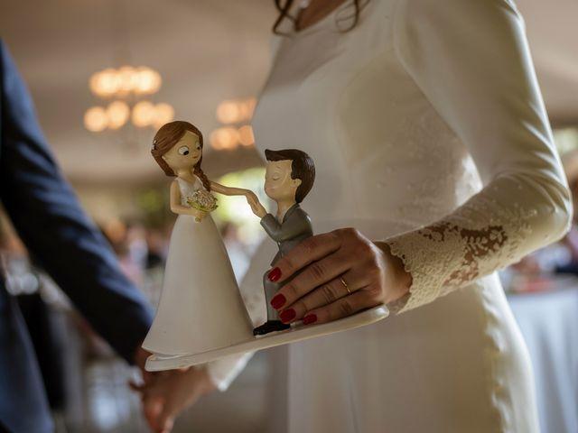 La boda de Dani y Georgia en Onda, Castellón 122