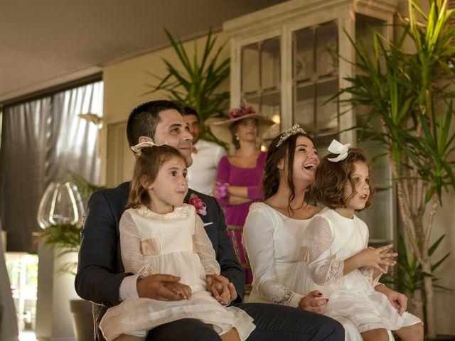 La boda de Dani y Georgia en Onda, Castellón 126