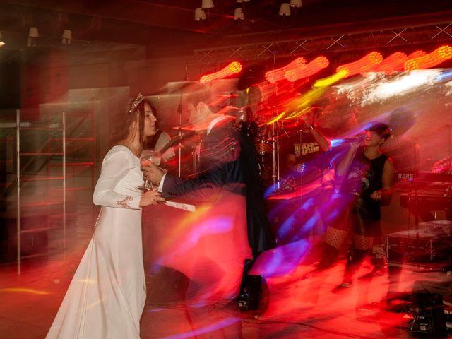 La boda de Dani y Georgia en Onda, Castellón 128