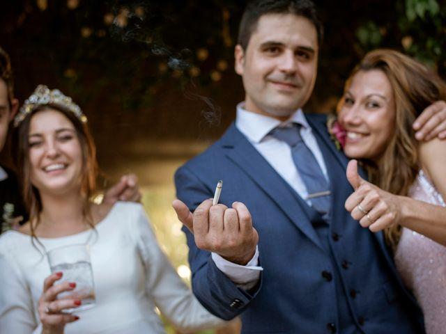 La boda de Dani y Georgia en Onda, Castellón 130
