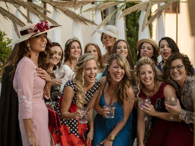 La boda de Dani y Georgia en Onda, Castellón 132