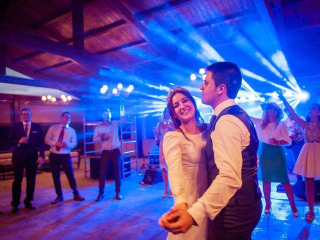 La boda de Dani y Georgia en Onda, Castellón 134