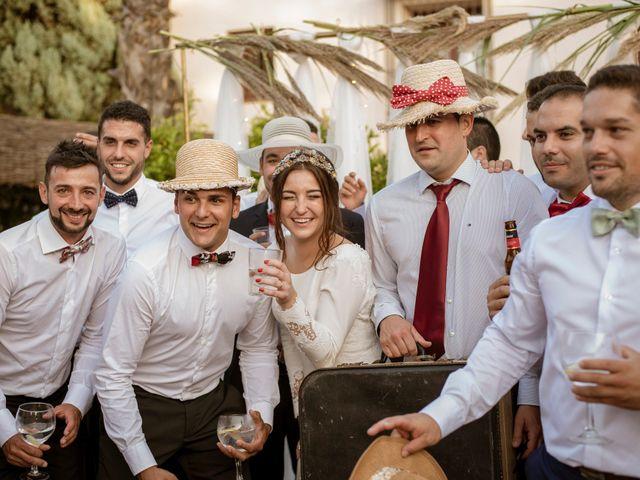 La boda de Dani y Georgia en Onda, Castellón 135