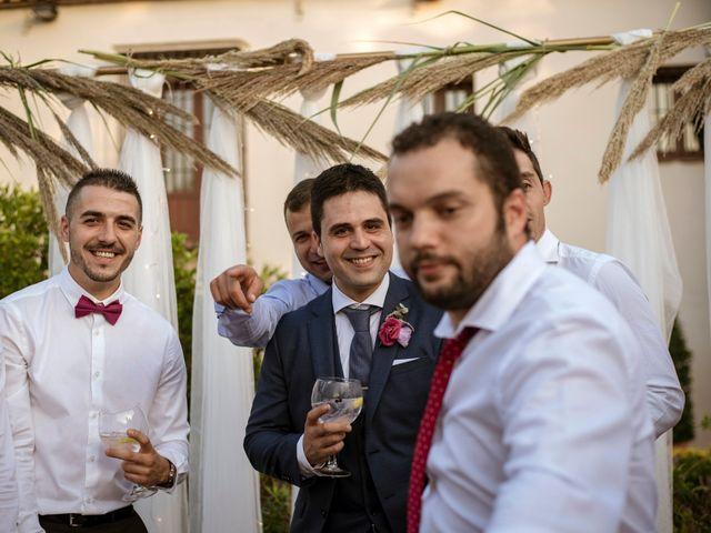La boda de Dani y Georgia en Onda, Castellón 136