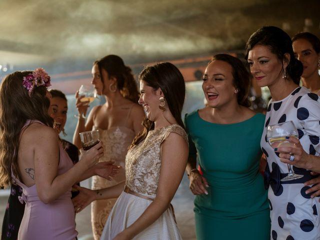 La boda de Dani y Georgia en Onda, Castellón 140
