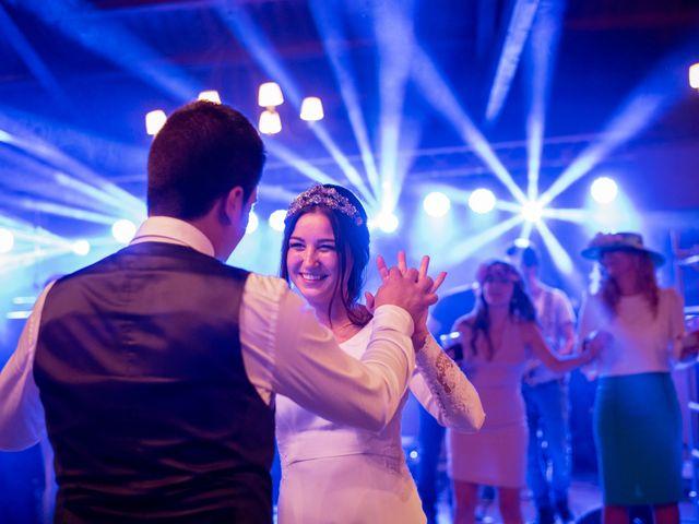 La boda de Dani y Georgia en Onda, Castellón 148