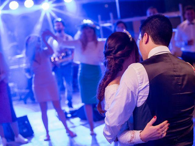 La boda de Dani y Georgia en Onda, Castellón 149