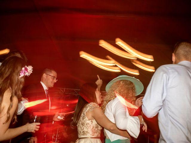 La boda de Dani y Georgia en Onda, Castellón 156