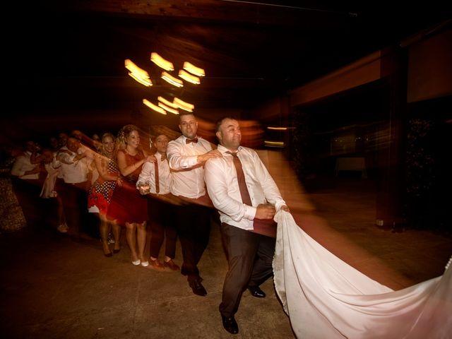 La boda de Dani y Georgia en Onda, Castellón 157