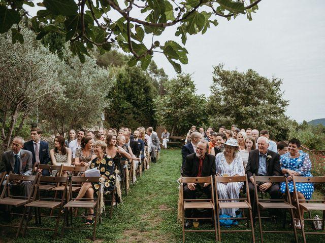 La boda de Robin y Kate en Tagamanent, Barcelona 103