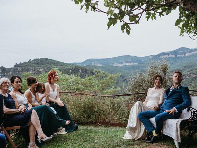 La boda de Robin y Kate en Tagamanent, Barcelona 54