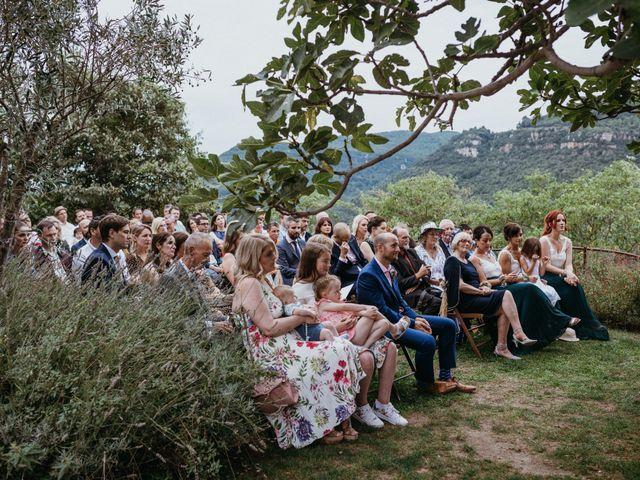 La boda de Robin y Kate en Tagamanent, Barcelona 53