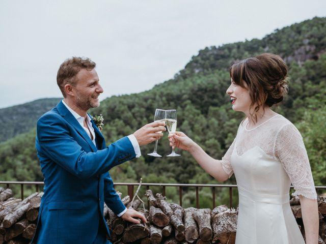 La boda de Robin y Kate en Tagamanent, Barcelona 18