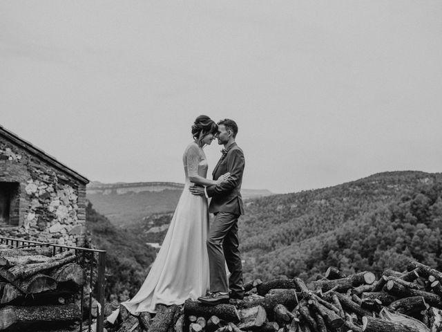 La boda de Kate y Robin