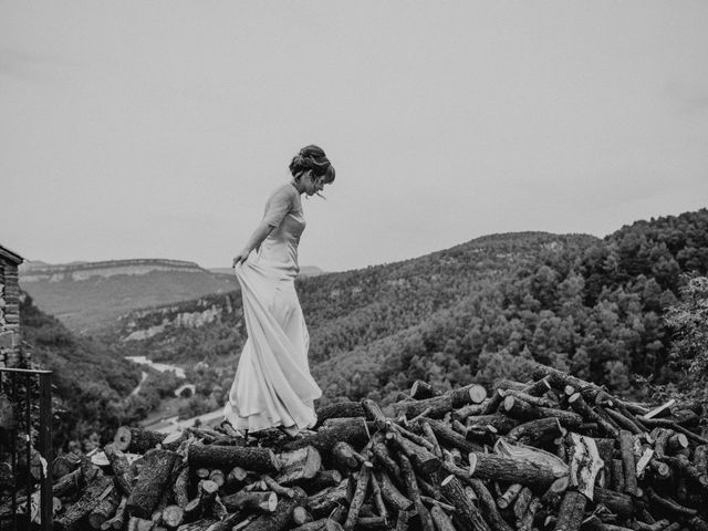 La boda de Robin y Kate en Tagamanent, Barcelona 2