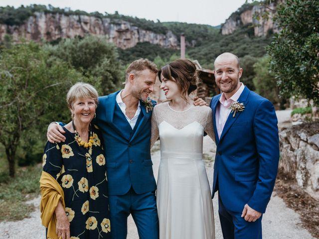 La boda de Robin y Kate en Tagamanent, Barcelona 9