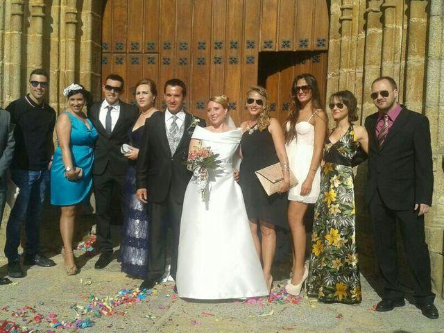 La boda de Javi y Ana en Cáceres, Cáceres 7