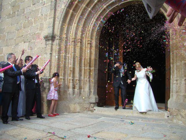 La boda de Javi y Ana en Cáceres, Cáceres 9