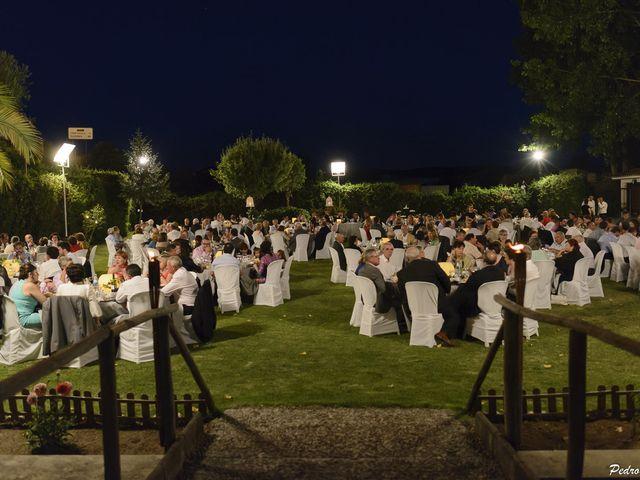 La boda de Javi y Ana en Cáceres, Cáceres 39